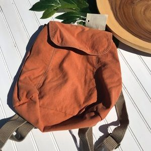 Unbranded Cotton Canvas BackPack 🎒